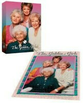 Puzzle 1000 Piece The Golden Girls Game