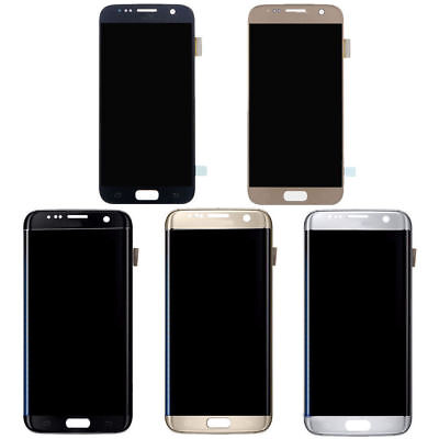 Replacment Samsung Galaxy S5S6 Edge LCD Display Touch Screen Digitizer Assembly