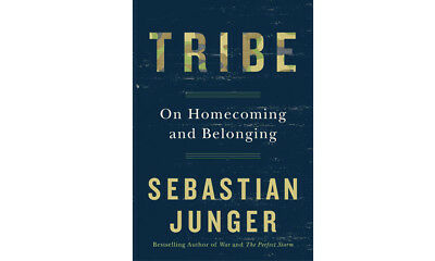 Tribe On Homecoming and Belonging - Blue Cover