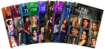 One Tree Hill The Complete Seasons 1-9 DVD 2012 50-Disc Set