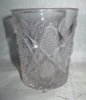 Shot Glass in Pennsylvania Clear Pattern by US Glass