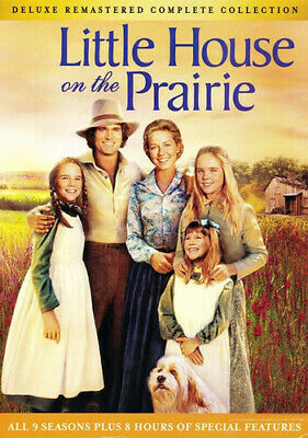 Little House on the Prairie The Complete Series New DVD