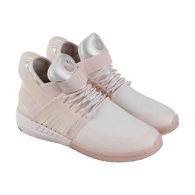 Supra Skytop V Mens Pink Synthetic Athletic Lace Up Training Shoes