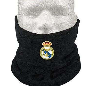 REAL MADRID RONALDO NECK COVER SCARF UNISEX WINTER THERMAL NEW SEASON 2018 GIFT