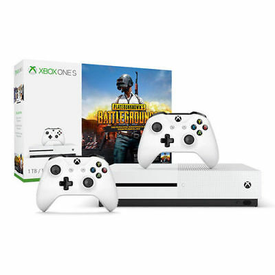 Xbox OneS 1TB Player Unknown Battlegrounds Bundle-Extra Xbox Wireless Controller