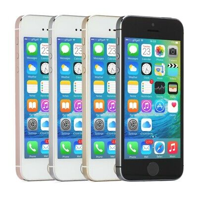 Apple iPhone SE Smartphone 16GB 32GB 64GB 128GB Factory Unlocked 4G LTE WiFi iOS