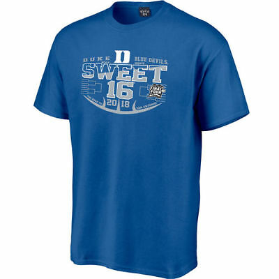 Duke Blue Devils 2018 NCAA Mens Basketball Tournament March Madness Sweet 16