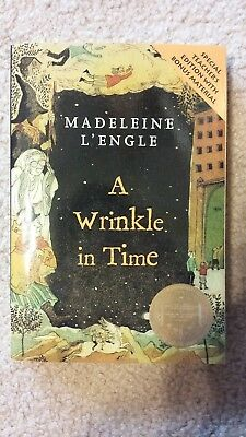 NEW  A Wrinkle in Time by Madeleine LEngle Paperback