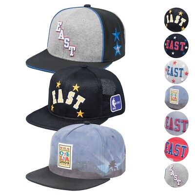 NBA Official All Star Game Mitchell - Ness Snapback Cap Hat Collection Mens