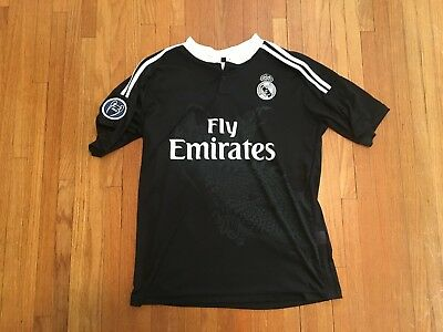 Real Madrid 201415 Third Jersey Mens Medium