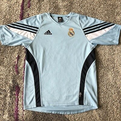 Adidas Real Madrid FC Soccer Jersey Mens Small