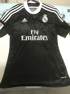 Cristiano Ronaldo 7 Real Madrid Adult Jersey Large