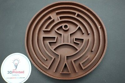 Replica Maze game and display inspired by Westworld