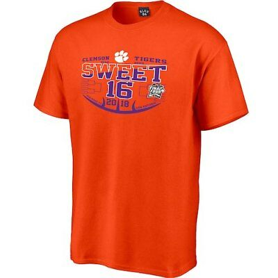 Clemson Tigers 2018 NCAA Mens Basketball Tournament March Madness Sweet 16