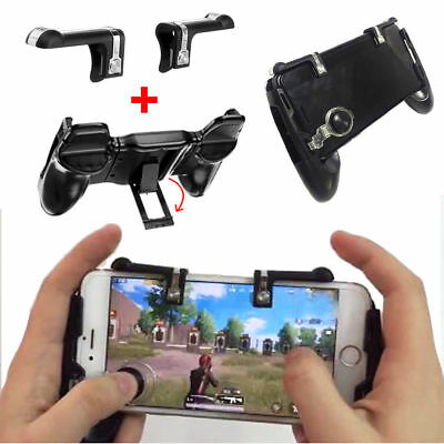 Gaming Joystick Handle Holder Controller Mobile Phone- Shooter For PUBG Fortnite