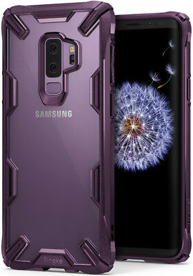 Ringke Samsung Galaxy S9 Plus Case NEW Fusion-X Clear Bumper Drop Protection