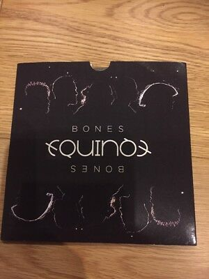 Eurovision 2018 Bulgaria Bones Brand New CD Equinox