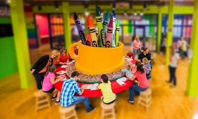 Crayola Experience - One day pass