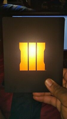 Call of Duty Black Ops III SONY PlayStation 42015 Used Special Case