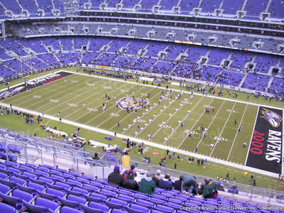 2 Tickets Baltimore Ravens vs- Los Angeles Rams 8918
