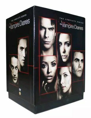 The Vampire Diaries The Complete Series DVD 2017 39-Disc Set