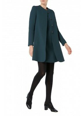 Goat Redgrave coat size UK 10 US 6 in Cartridge style worn by Kate Middleton