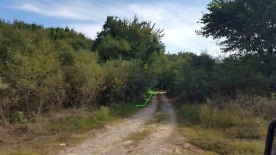 Property Near Lake Eufuala  Two Adjoining Lots - Build or RV Site