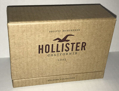 Hollister Co- COLOGNE COLLECTION Socal California Jake NEW Rare -25 oz  7-4 mL