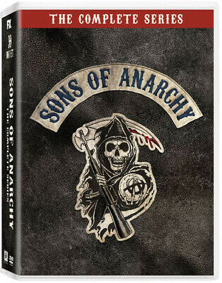 Sons of Anarchy The Complete Series New DVD Dolby Subtitled Wides