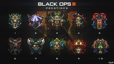 Black Ops 4 Leveling Service 1 Hour Of PlaytimePS4 100 Positive Ratings