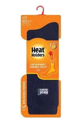 Heat Holders LITE - Mens  Womens Winter Warm 1-6 TOG Thermal Socks