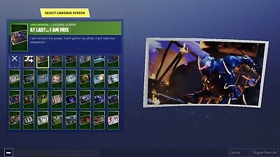 fortnite account pc and Mobile