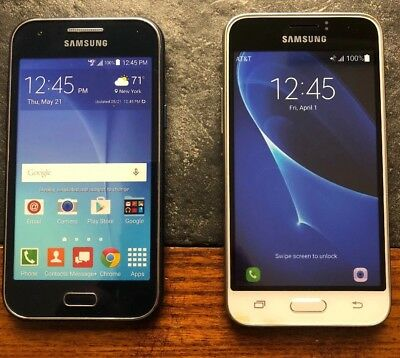 2Samsung Dummy Display Fake Phone use for Toy or Crafts
