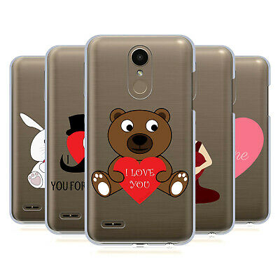 OFFICIAL PLDESIGN LOVE AND HOPE HARD BACK CASE FOR LG PHONES 1