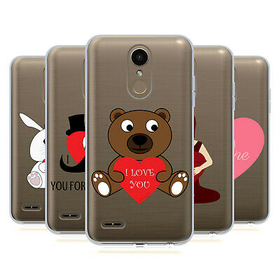 OFFICIAL PLDESIGN LOVE AND HOPE SOFT GEL CASE FOR LG PHONES 1