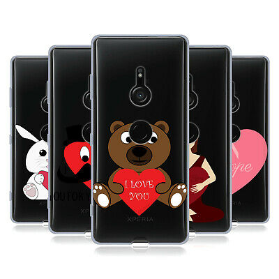 OFFICIAL PLDESIGN LOVE AND HOPE SOFT GEL CASE FOR SONY PHONES 1