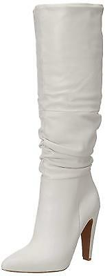 Steve Madden Womens Carrie Leather Pointed Toe Mid-Calf Fashion Boots