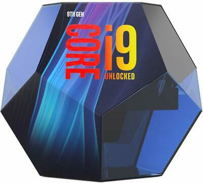 Intel Core i9-9900K Desktop Processor - 8 cores - 16 threads - Up to 5 GHz Turbo