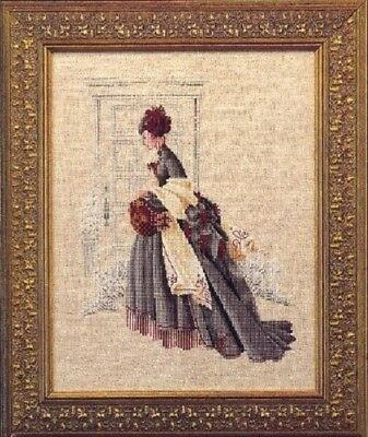 Butternut Road - BR3 Christmas Visit Counted Cross Stitch Pattern
