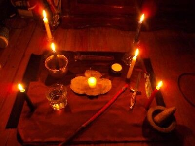 POWERFUL AUTHENTIC 100 LOVE SPELL CASTING- OCCULT CANDLE MAGICKA-