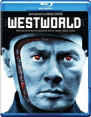 WESTWORLD New Sealed Blu-ray Yul Brynner