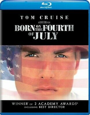 Born on the Fourth of July New Blu-ray