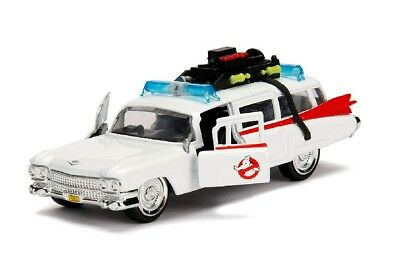 Jada 132 Scale Metals Hollywood Rides Ghostbusters Ecto-1 Diecast Car 5 inch