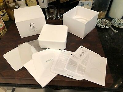 Apple Watch Box ONLY 42mm Space Black Stainless Steel Case Link Bracelet