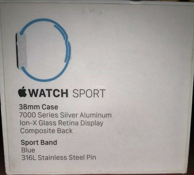 Apple Watch Series 1 38mm Box Only no watch