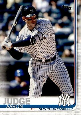 2019 Topps Series 1 Baseball You PickChoose Cards 1-200 RC FREE SHIPPING