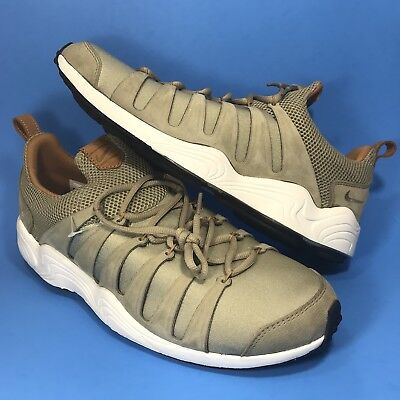 New Nike Amir Zoom Spirimic Mens Shoes Size 14 Bamboo 250