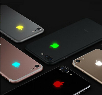 15 Color Touchable Intelligent Led Light Touch Glowing Logo iPhone 6s 7 Plus TO