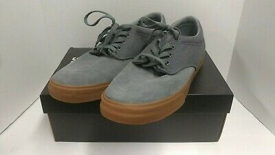 Supra Sneakers Chino Grey Gum Grey- Size 13
