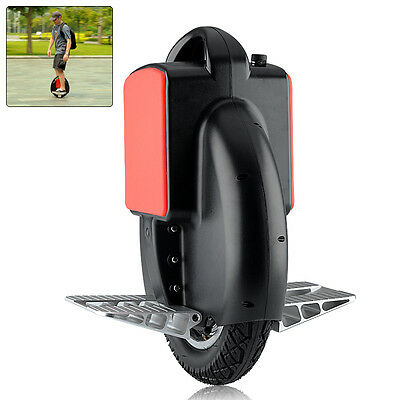 Electric Unicycle Uni-Wheel with Local Warranty